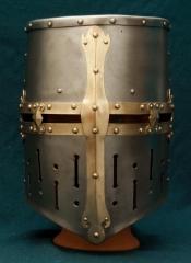 Шлемы Рыцарей-Крестоносцев