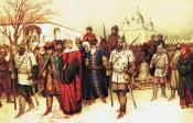 Костюмы и быт Княжеской Руси