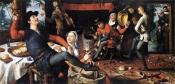 Костюмы и быт Европы 15-17 веков
