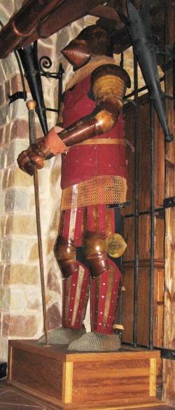 Доспехи Рыцаря 14 века.
