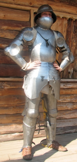 Доспех Французского Рыцаря 15 века.