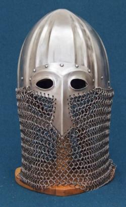 Шлем славянский, находка - с.Никольское