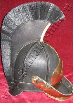 Каска кирасира Орденского Кирасирского полка, 1812 г