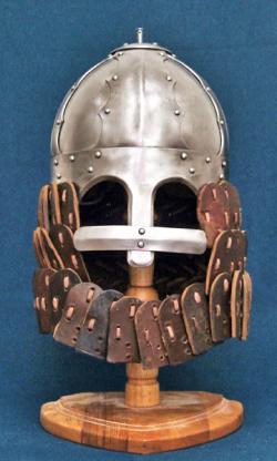 Шлем восточный из с. Озерское