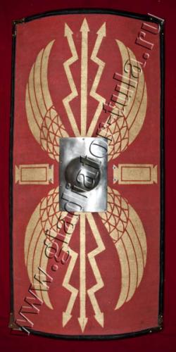 Щит римского Легионера - Скутум