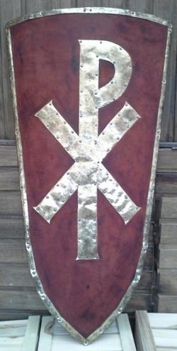 Щит византийского стражника