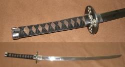 Самурайский меч - катана